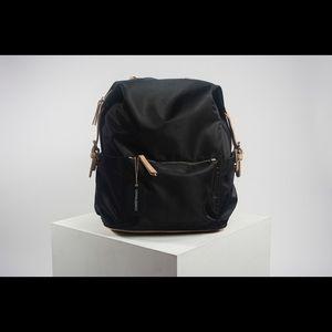 Cynthia Rowley black backpack